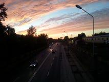 driveway Στοκ φωτογραφία με δικαίωμα ελεύθερης χρήσης