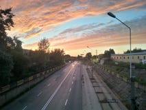 driveway Στοκ εικόνα με δικαίωμα ελεύθερης χρήσης