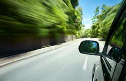 Driving Stock Photography