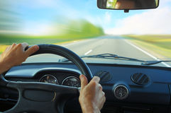 Driving Stock Images