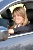 Driving Royalty Free Stock Photos