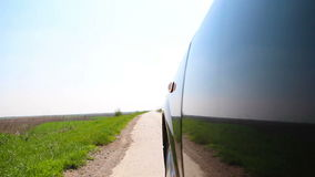 driving stock footage