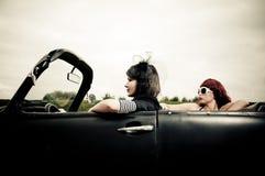 Driving around Royalty Free Stock Image