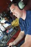 driving engine fire firefighter στοκ φωτογραφίες