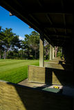 Driving range Royalty Free Stock Images