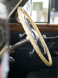 Driving Seat Royalty Free Stock Photos