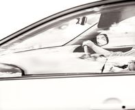 driving stock foto