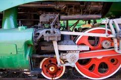 Driving-wheel Stock Image