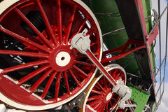 Driving-wheel Stock Images