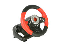 Driving wheel Royalty Free Stock Photo