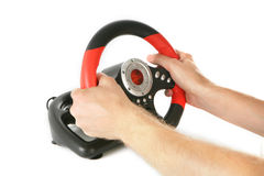 Driving wheel Royalty Free Stock Images