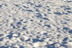 Drivor av snö Royaltyfria Bilder