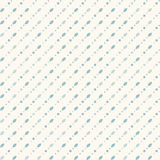 Drizzled dots pattern, diagonal Stock Photography