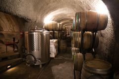DRNK Winery Russian River Valley in California stock photo