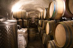 DRNK Winery Russian River Valley in California stock photography