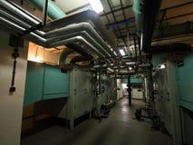 Drnov bunker Royaltyfri Fotografi