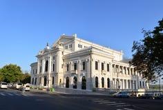 Drobeta Turnu Severin Cultural Palace Fotos de archivo libres de regalías