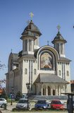 Orthodox cathedral in Drobeta Turnu-Severin.