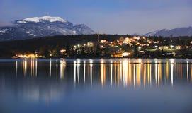 Drobollach, Αυστρία Στοκ εικόνες με δικαίωμα ελεύθερης χρήσης
