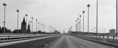 Droga śródmieście Wiedeń zdjęcia stock
