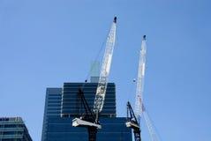 droga żurawia schronienia w Sydney. zdjęcie stock
