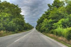 droga Zdjęcie Stock