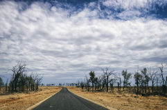 droga do australii Zdjęcia Stock