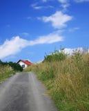 droga do domu Obrazy Stock