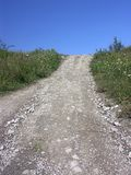 droga do nieba Zdjęcia Stock
