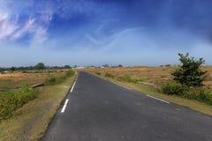 droga do nieba Zdjęcie Stock
