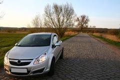 droga do wsi, Obrazy Stock