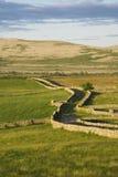 droga do wsi, Zdjęcie Royalty Free