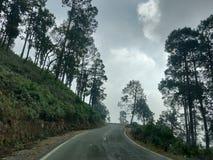 droga donikąd zdjęcie royalty free