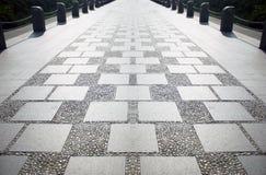 droga kamień zdjęcia royalty free
