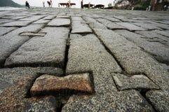 droga kamień Zdjęcie Stock