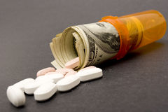 droga medicine Obrazy Stock