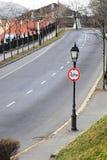droga miastowa Zdjęcia Royalty Free