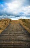 droga prowadzi do nieba Fotografia Royalty Free