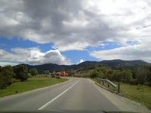 droga przyrody Zdjęcie Royalty Free