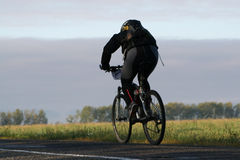 droga rowerów Zdjęcia Royalty Free
