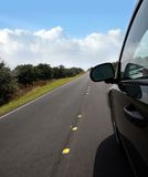 droga samochodów Obraz Stock