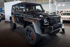Droga samochodowy Mercedes-Benz G500 4x4 2 Fotografia Stock