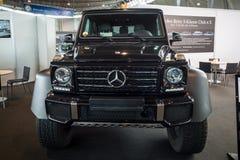 Droga samochodowy Mercedes-Benz G500 4x4 2 Zdjęcie Stock