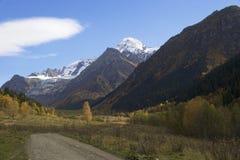 Droga Sophia jesieni widok Zdjęcia Stock
