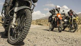 Droga w atlant górach 2 zdjęcie stock