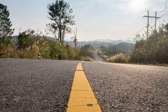 Droga w górę Zdjęcie Royalty Free