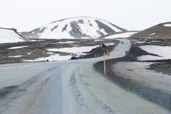 Droga w góry Obraz Stock