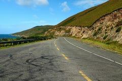 Droga w krajobrazie Irlandia Fotografia Royalty Free