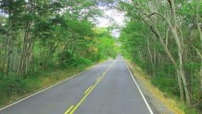 Droga w mieście Lençà ³ jest, Parque Nacional da Chapada Diamantina, Bahia, Brazylia zdjęcie stock