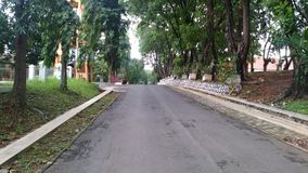 Droga w popołudniu obraz stock